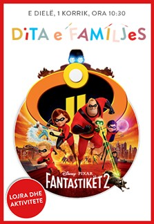 Family Day - Fantastikët 2