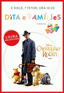 Family Day - Christopher Robin