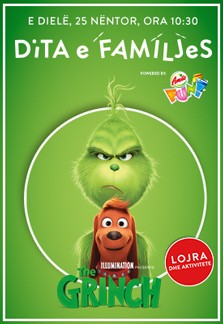 Family Day - The Grinch