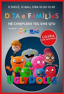 Family Day - Ugly Dolls