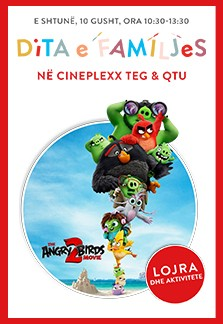Family Day - The Angry Birds Movie 2