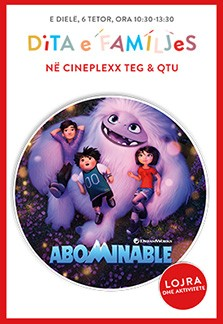 Family Day - Abominable