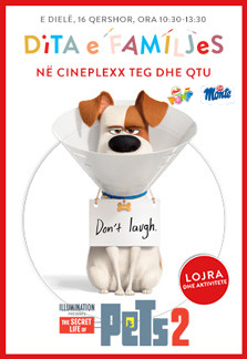 Family Day - The Secret Life of Pets 2