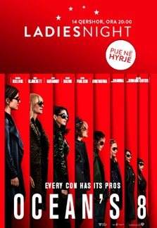 Ladies Night - Ocean's 8