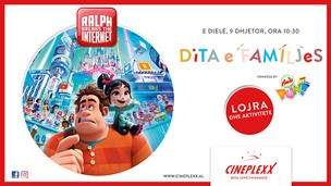 Family Day - Ralph Breaks the Internet