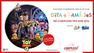 Family Day - Toy Story 4
