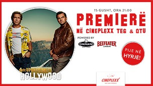 Premierë - Once Upon a Time in Hollywood