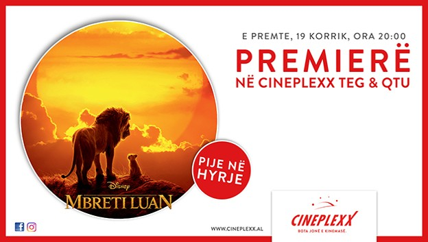 Premierë - The Lion King